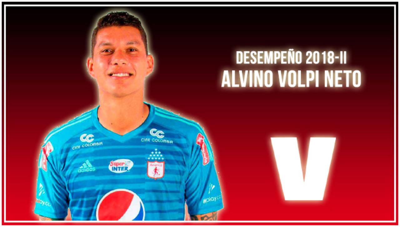 Análisis VAVEL, América de Cali 2018-II: Neto Volpi