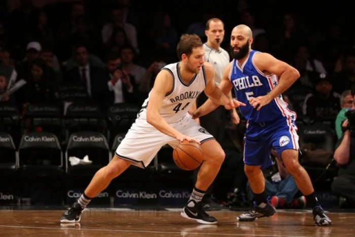Bojan Bogdanovic's 44-Point Performance Leads Brooklyn Nets To Blowout Victory Over Philadelphia 76ers