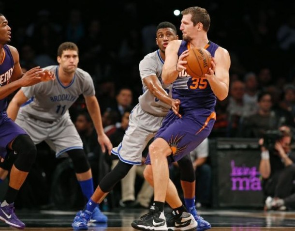 Brooklyn Nets Notch Fourth Straight Home Win Against Phoenix Suns