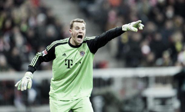 Neuer é o melhor do mundo para o «L'Équipe»