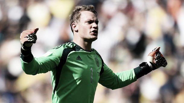 Com defesa no último minuto, Neuer reconhece pressão da França mas elogia equipe