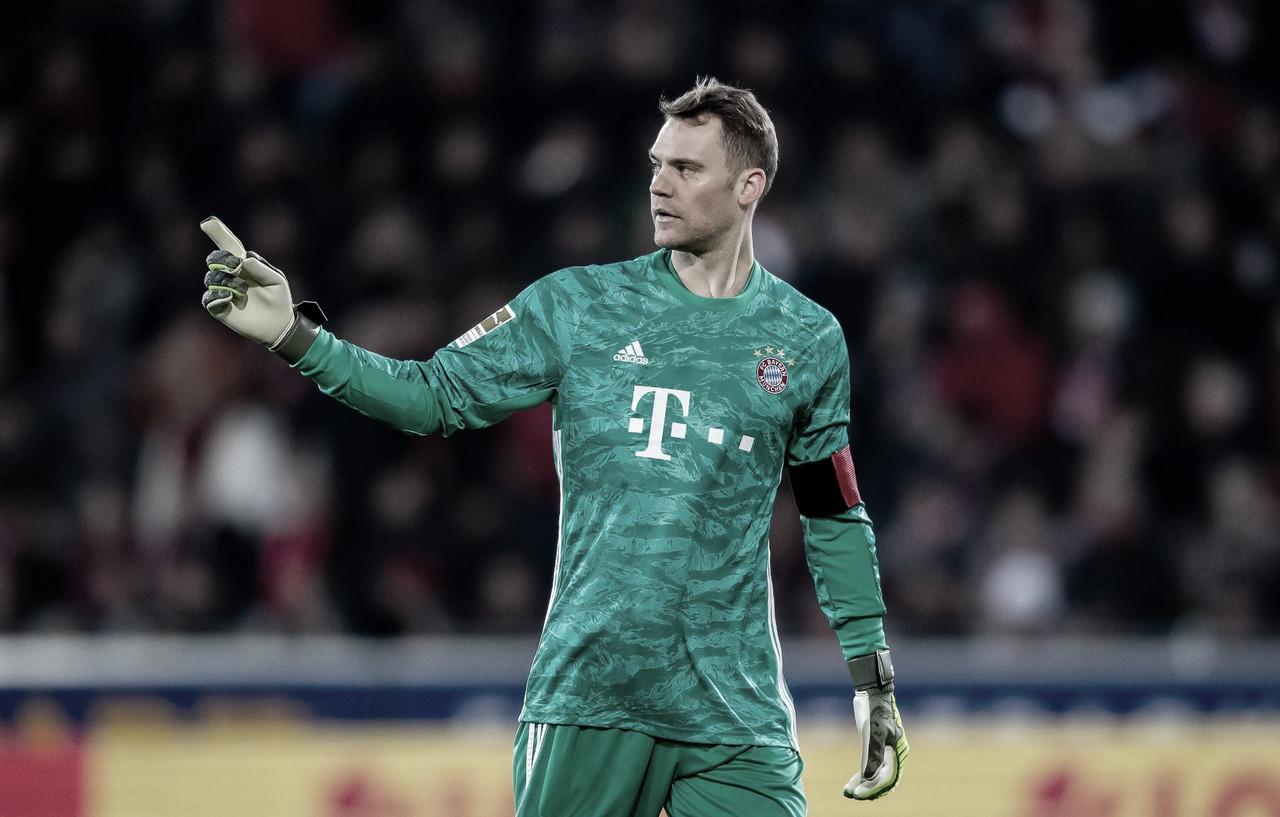Bayern tem plano para Nübel suceder Neuer, que se nega a ceder espaço