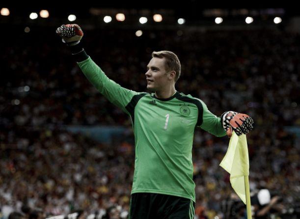 Manuel Neuer é eleito melhor goleiro da Copa do Mundo