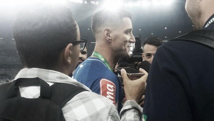Otimista, Rueda aguarda por Everton e mostra confiança em Muralha