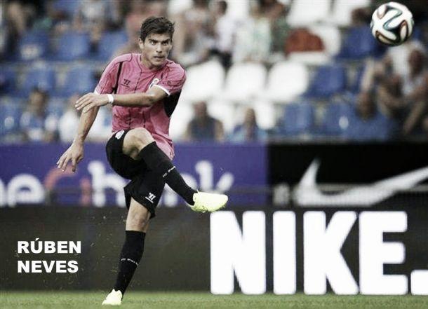 Rúben Neves: primeiro golo da liga fala português e só tem 17 anos