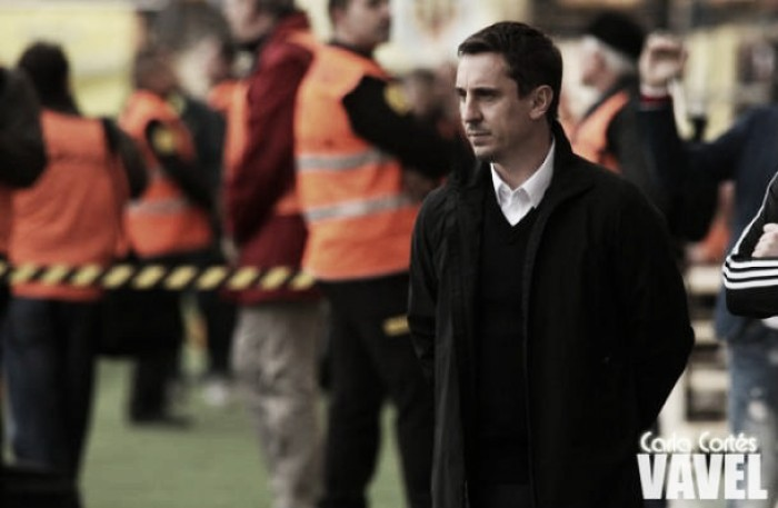 Las Palmas, Valencia y el legado de Gary Neville