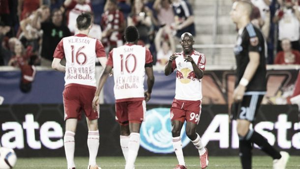 Red Bulls vence City no clássico de New York
