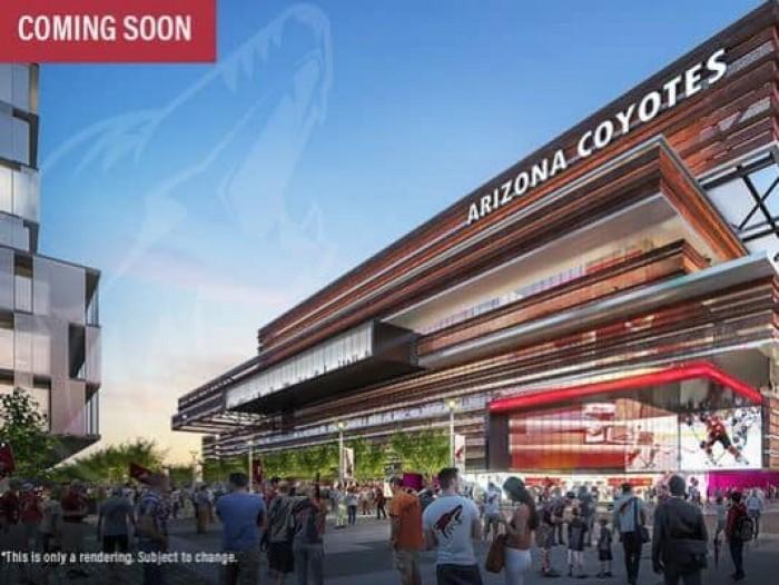 Arizona Coyotes' arena drama continues