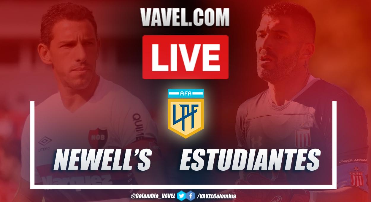 Resumen: Newell's vs Estudiantes (1-0) en la fase complemento de la Copa Diego Armando Maradona