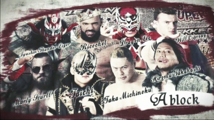 New Japan announce Best of the Super Juniors Line-Up
