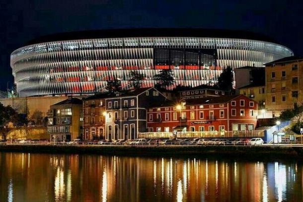 Athletic Club's new stadium nears completion