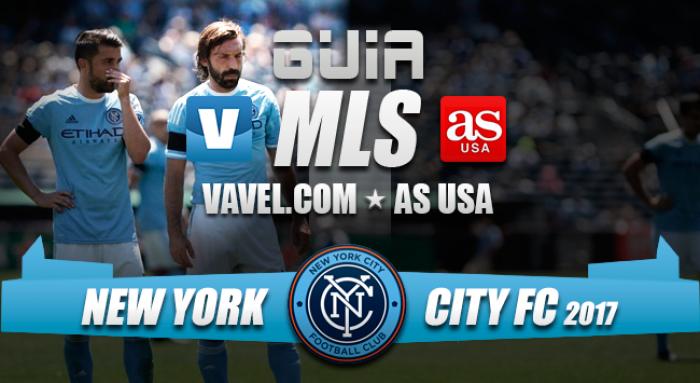 New York City FC 2017: consolidando el proyecto