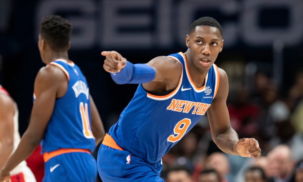 It's time we took a look at the New York Knicks