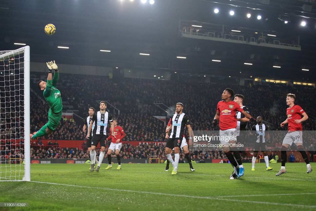 Manchester United v Newcastle: Things to look out for