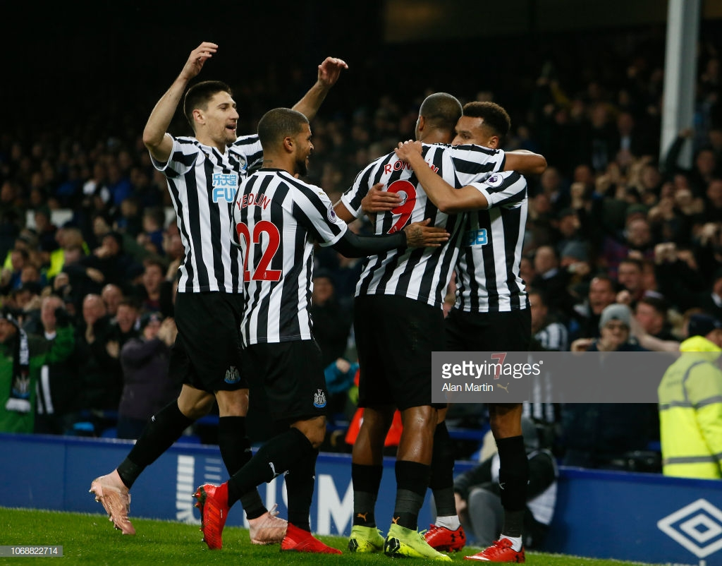 Everton 1-1 Newcastle United: Magpies earn a valuable point on the road