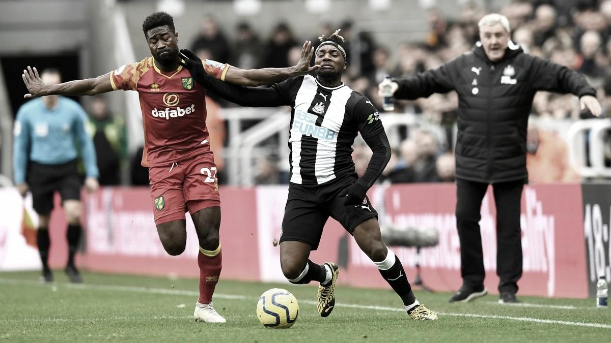 Gols e Melhores Momentos de Newcastle x Norwich City (3-0)