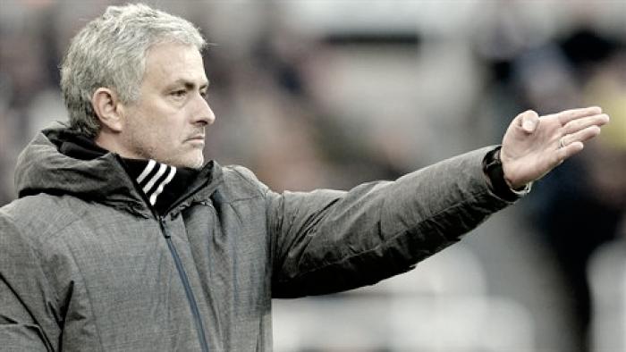 """Mourinho: """"Los dioses del fútbol estuvieron de su lado"""""""