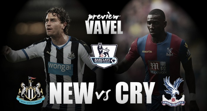 Newcastle United - Crystal Palace Preview: Tyneside welcome back Pardew in crunch clash
