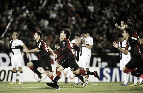 El día que Newell's amargó a Boca, la última participación en la Copa