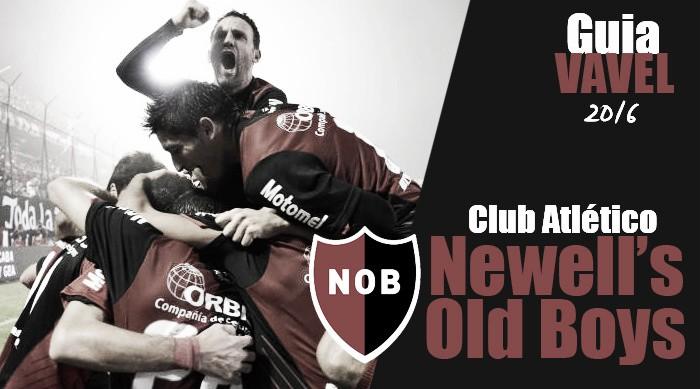 Guía Newell's Old Boys 2016: que sea un torneo leproso