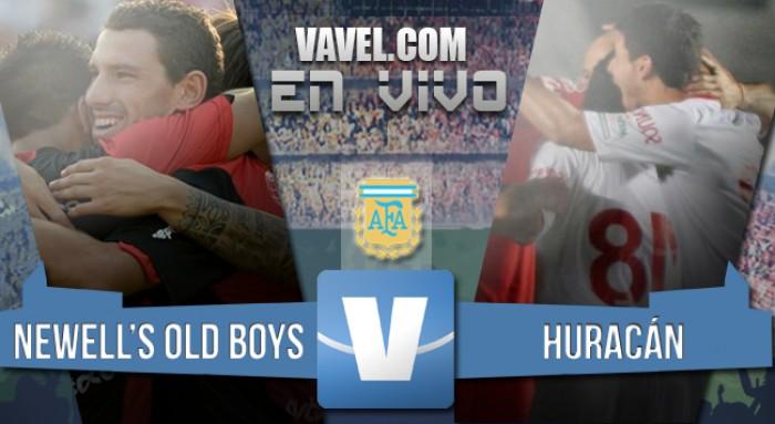 Resultado Newell's - Huracán por el Torneo de Transición 2016 (1-0)