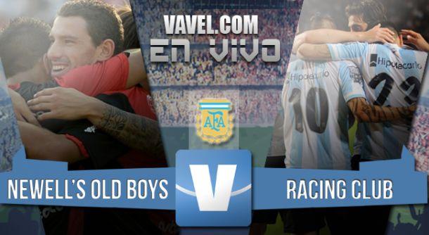 Resultado Newell's - Racing Primera División (3-0)