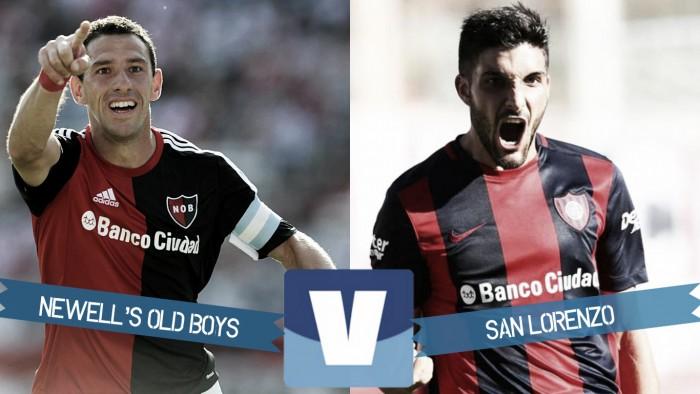 Newell's y San Lorenzo igualaron 2 a 2