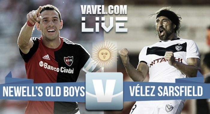 Resumen Newell's 3-0 Vélez por el Torneo de Primera División 2017