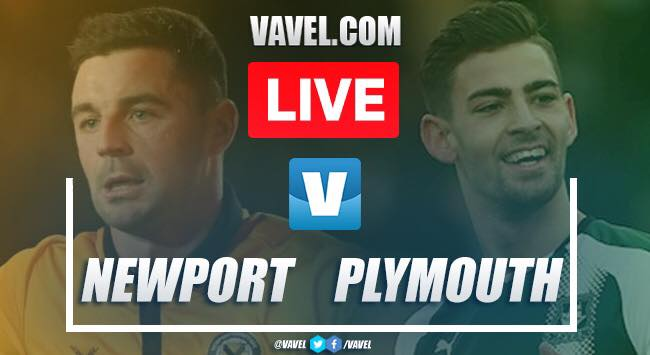 Newport County vs Plymouth Argyle: Live Stream TV Updates and How to Watch Championship 2019 (1-0)