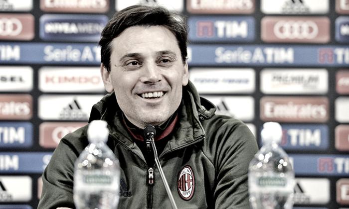 """Milan, Montella: """"Ripartire dalla Coppa Italia. E' un privilegio allenare il Milan"""""""