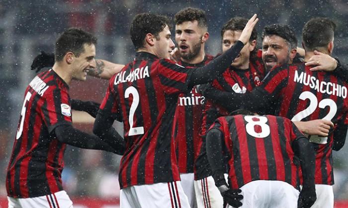 Risultato finale Milan - Hellas Verona in diretta, Coppa Italia 2017/2018 LIVE (3-0): Suso, Romagnoli e Cutrone!