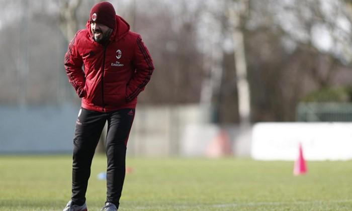 Milan, Gattuso soddisfatto: