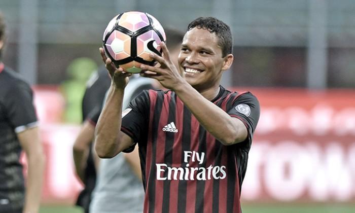 Milan, capitolo mercato: il Villarreal vuole riscattare Bacca