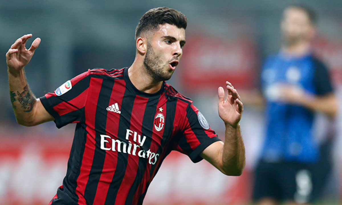 """Milan, Cutrone suona la carica: """"Vogliamo la vittoria contro la Fiorentina"""""""
