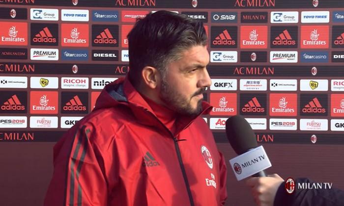 Milan, le parole di Gattuso e Locatelli
