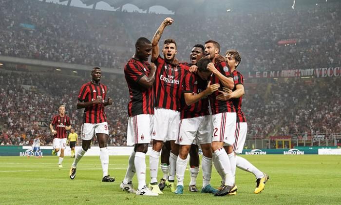 Europa League, Milan-Shkendija in diretta HD e in esclusiva su Canale Cinque