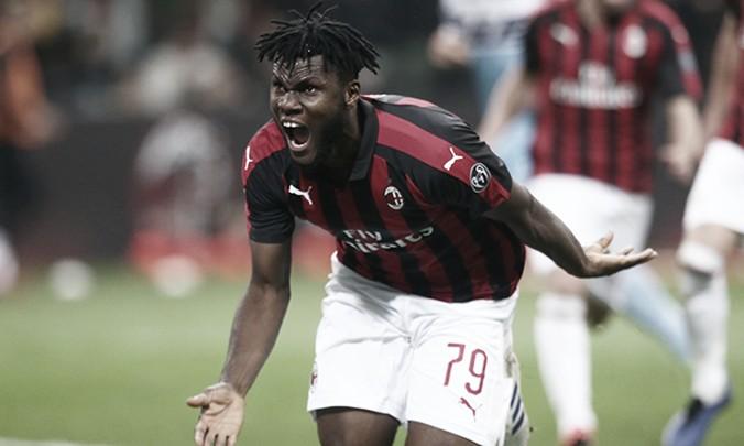 Kessié pode estar de saída do Milan rumo ao futebol espanhol