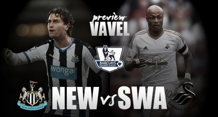 Newcastle United - Swansea City Preview: Pressure-free Swans aiming to put on another top display