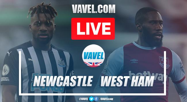 As it happened: Newcastle United 3-2 West Ham United