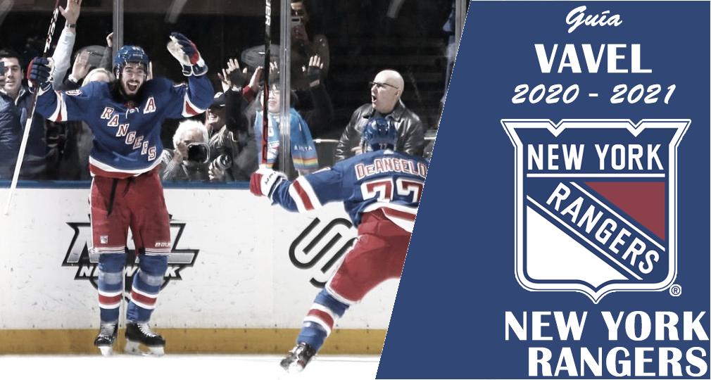 Guía VAVEL New York Rangers 2020/21: un ataque de ensueño
