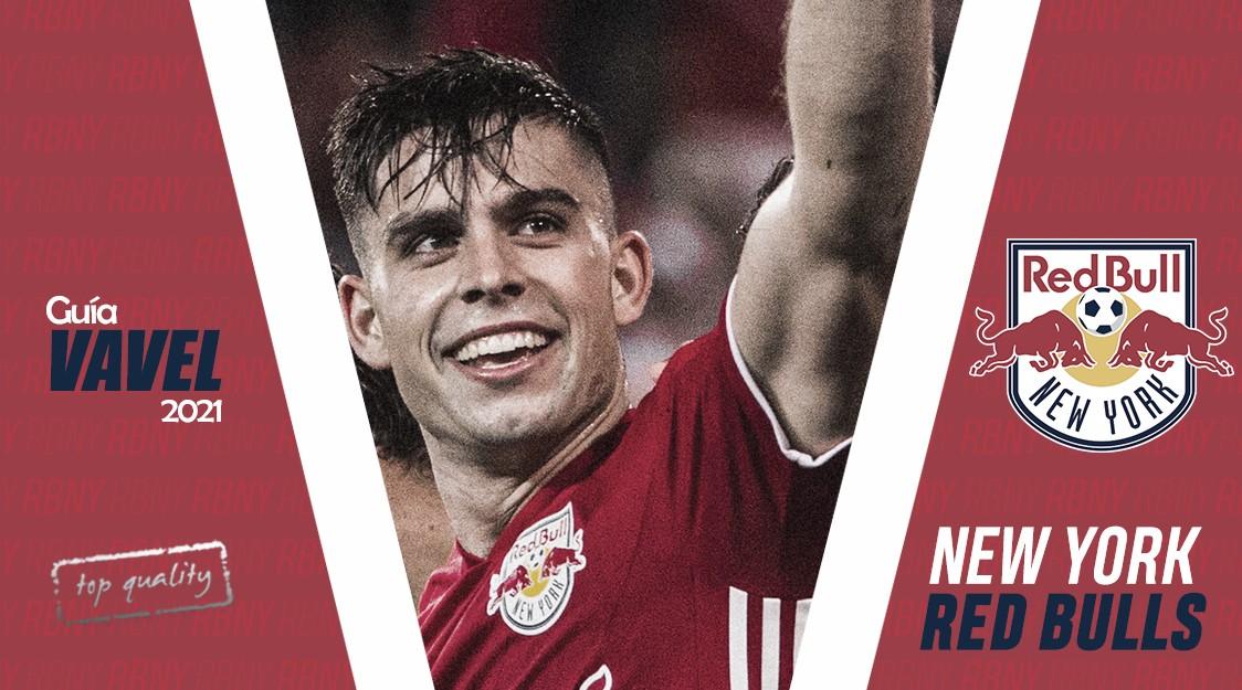 Guía VAVEL MLS 2021: New York Red Bulls 2021, una apuesta por la juventud