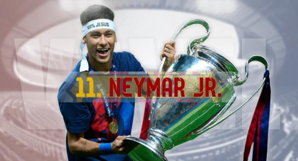 FC Barcelona 2014/2015: Neymar Jr
