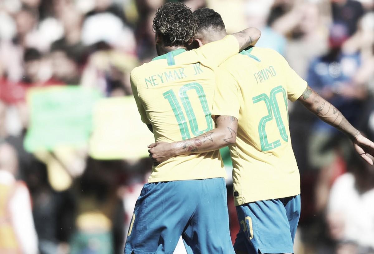 "Neymar comemora volta aos gramados, mas frisa: ""Ainda sinto incômodos"""