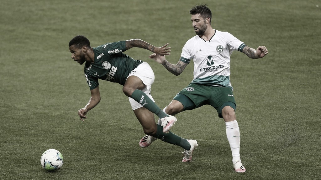 """Ney Franco valoriza empate do Goiás com Palmeiras: """"Perfeito taticamente"""""""