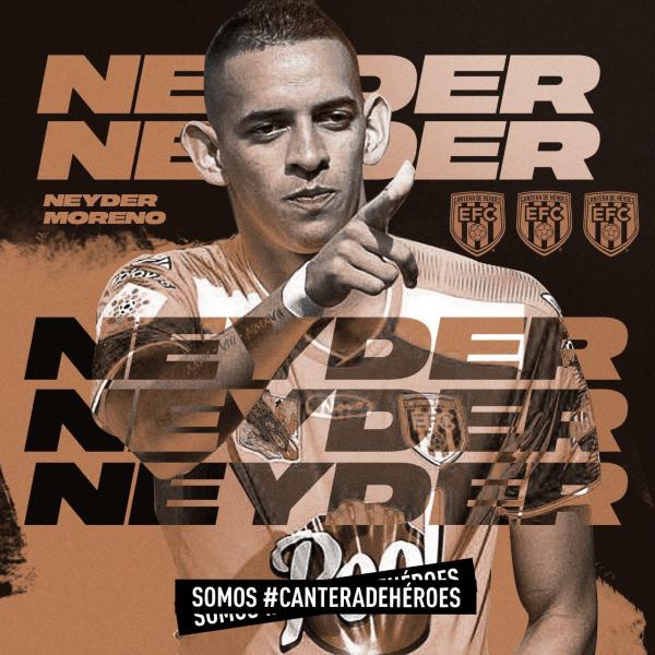 Acuerdo entre Atlético Nacional y Envigado: Neyder Moreno vuelve al 'naranja'