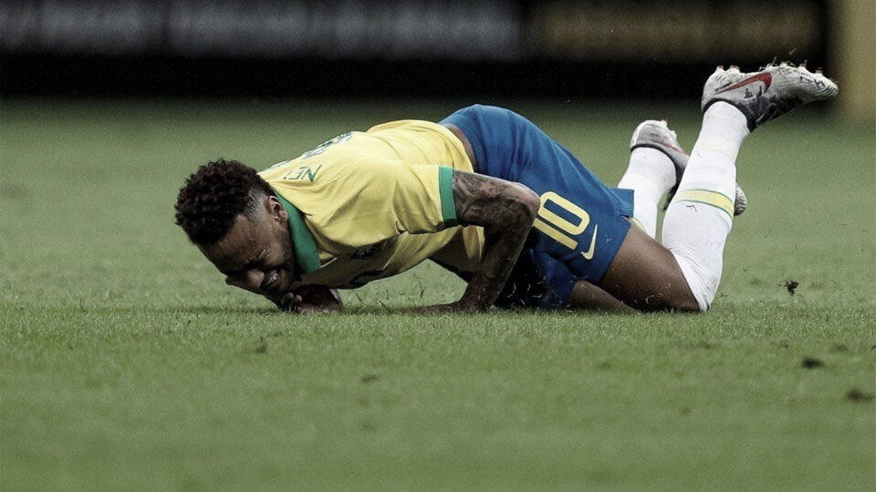 Neymar se perderá la Copa América