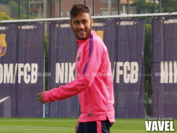El Barça recupera a Neymar