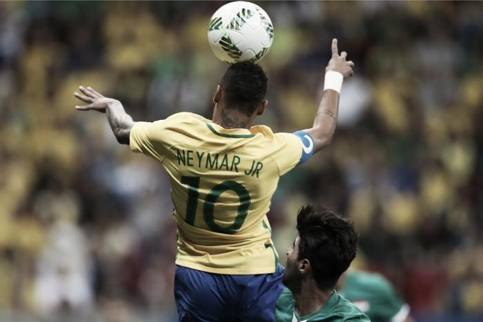 Qual é a sua, Neymar?