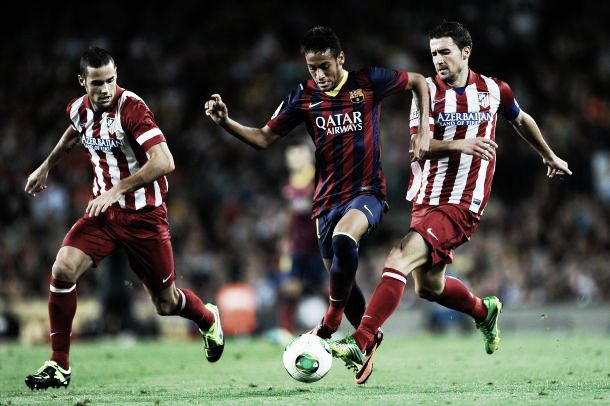 Barcelona - Atletico Madrid: Chasing pack aim to keep pace with Real