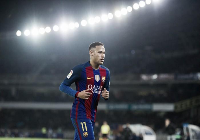'Negociação histórica': tabloide britânico diz que Man United buscará contratação de Neymar